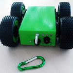 Eventronic Ibot3 verde